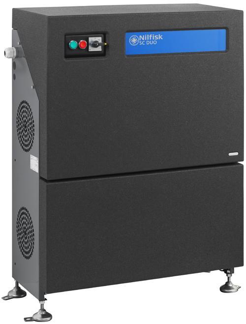 NILFISK SC DUO 6P & 7P - Nettoyeurs haute pression eau... - Nettoyeurs haute pression eau froide stationnaires à 1 pompe