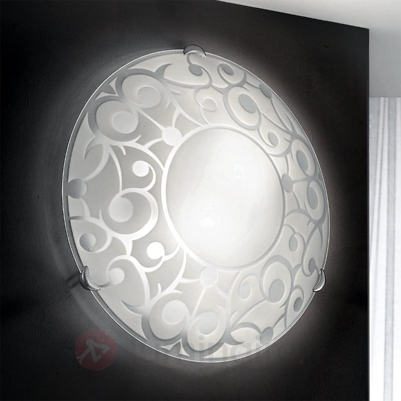 Plafonnier de premier choix AMAIA 40 cm - Chambre à coucher