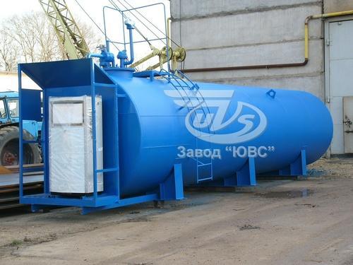 Резервуары для нефтепродуктов - Разработка, изготовление резервуаров для топлива