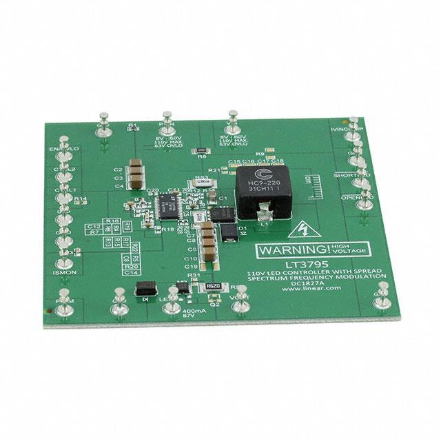 BOARD EVAL FOR LT3795 - Linear Technology DC1827A