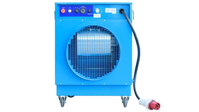 Riscaldatore Elettrico Da 45 Kw - Noleggio Di Riscaldatore