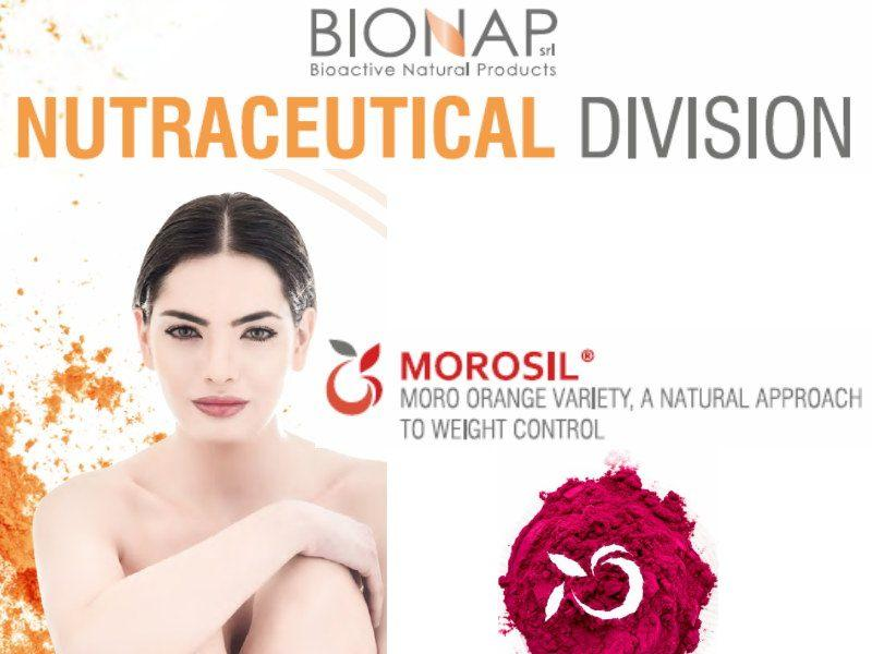 Morosil - Natural nutraceutical ingredients - Moro orange variety, a natural approach to weight control