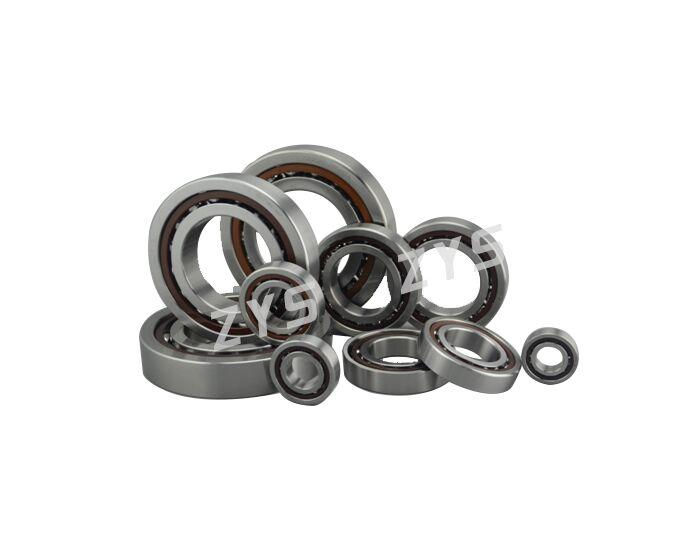 High Precision Angular Contact Ball Bearings - Precision Bearing