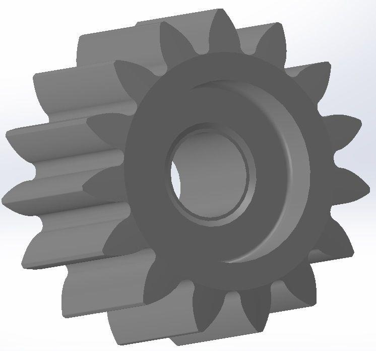 Pinion Gears - Powdered Metal Parts for Business systems