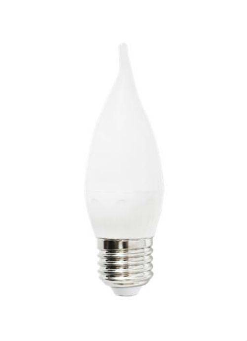 Lampadine LED a fiamma E27 - 3/4W opaca 3000/6400K 225/300/320lm