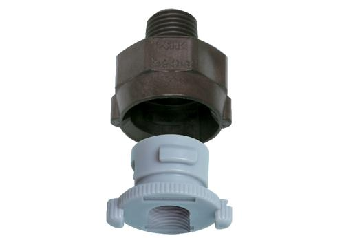 INCO series – Nozzle connector - Accessories for manufactured nozzles