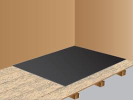 Sound reduction sheet - Barriersorba