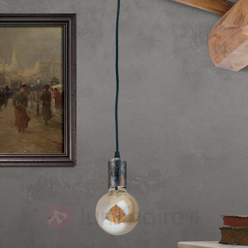 Suspension brun rouille Rati - Cuisine et salle à manger