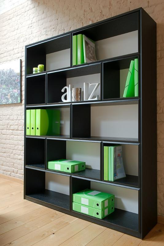 Cube 33 - Aménagement bureau bibliothèque - Cubes