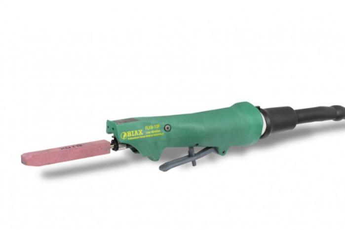 Pneumatic filer - FLV 8-12 F - Stroke length 2-8 mm / Strokes per minute 12.000