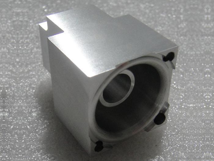 CNC milling Aluminum parts - null