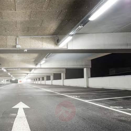Length 120 cm - LED ceiling light Luengo 120 - Outdoor Business Lighting