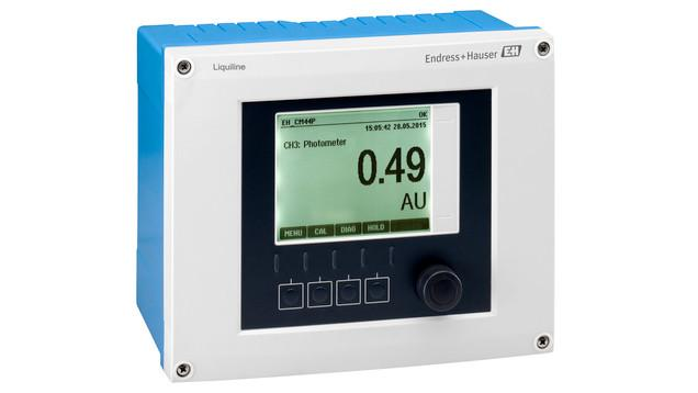 Multichannel transmitter Liquiline CM44P -