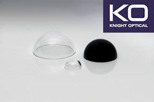 N-BK7 Windows for Underwater Lighting - Domes commonly used in defense applications & in extreme environments