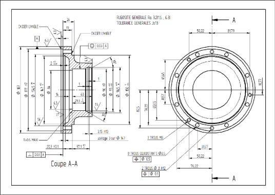 Solid Edge 2D - logiciel dessin technique, dessin industriel