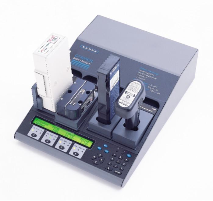 Cadex C7400-ER - Cadex battery analyzer