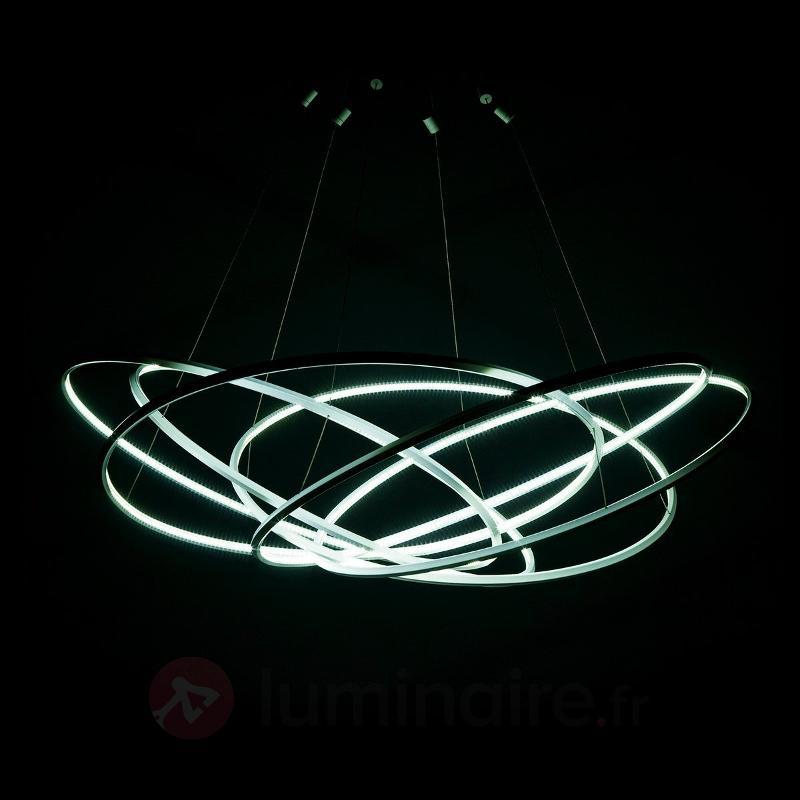 Suspension futuriste LED Spiry - Suspensions design