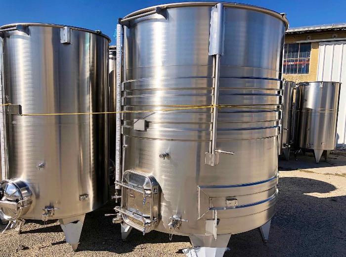 Depósito de acero inoxidable 304 - 40 HL - SPAIPSER4000B