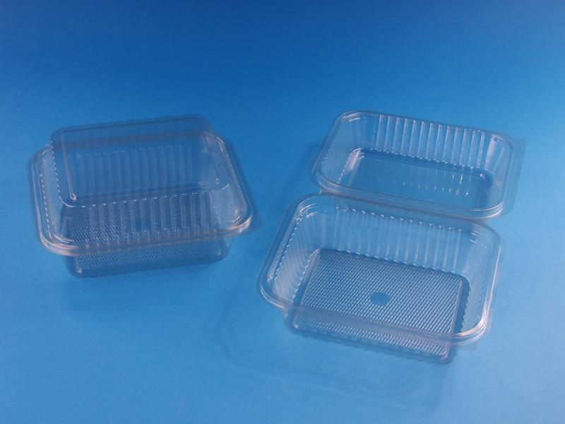 Salad bowls, salad boxes and dressing cups - null