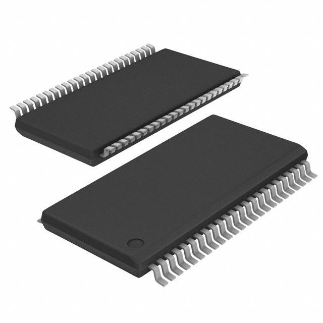 IC UNIV BUS DVR 16BIT 48TVSOP - Texas Instruments SN74ALVC16334DGVR