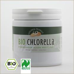 Bio Chlorella Pyrenoidosa Mikroalgen Presslinge - Nahrungsergänzung