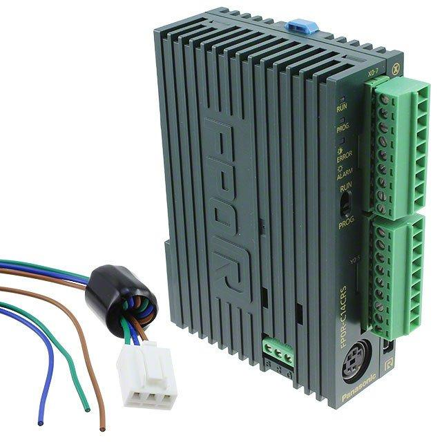 CONTROL LOGIC 8 IN 6 OUT 24V - Panasonic Industrial Automation Sales AFP0RC14CRS