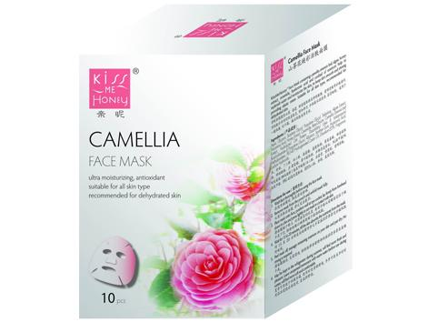 Face Mask 10S+1PC-Camellia - null