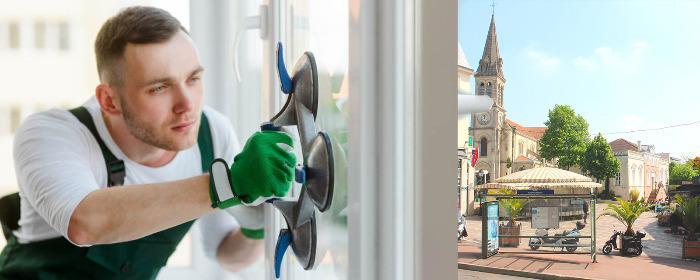 Dépannage vitrier à Garches (92380) - Nous intervenons dans toute la commune de Garches