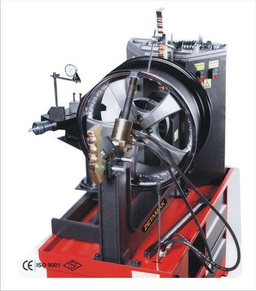 "RSM 2200 (10"" to 22"")   - RIM Straightening Machine"