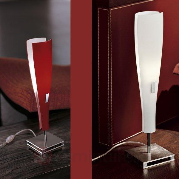 Lampe à poser OSLO, verre soufflé à la bouche - Lampes à poser designs