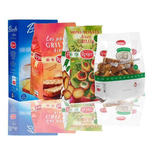Crackers  - Pack Aixois