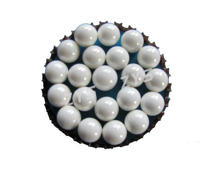 Керамический шар ZrO2