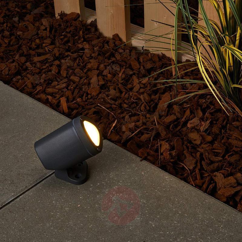 Esma Outdoor LED Spot, 2700 K, Swivelling - Outdoor Spotlights