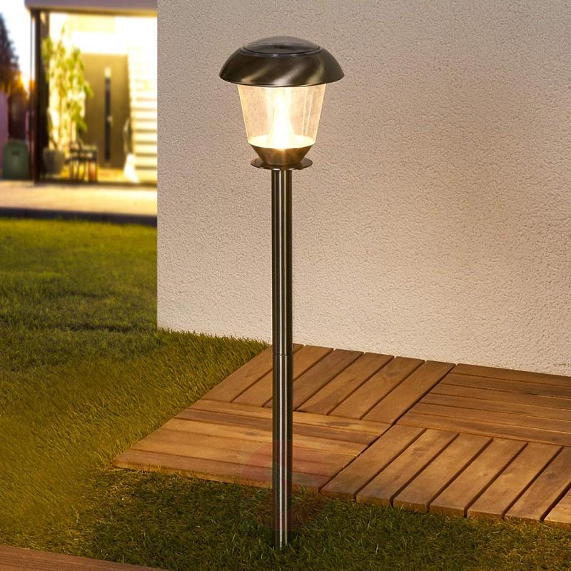 Outdoor Led Lighting Uk Nela led solar light for the garden outdoor led lights lights nela led solar light for the garden outdoor led lights workwithnaturefo