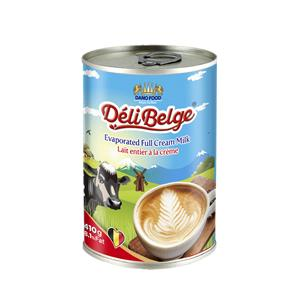 Delibelge Evaporated Milk  -