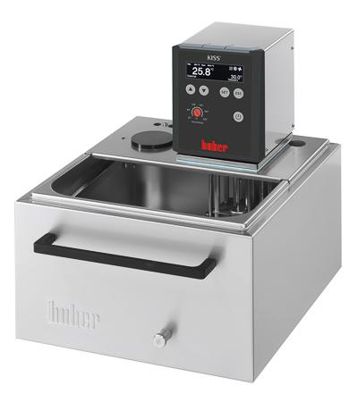 Bath thermostat with a stainless steel bath - Huber KISS 212B