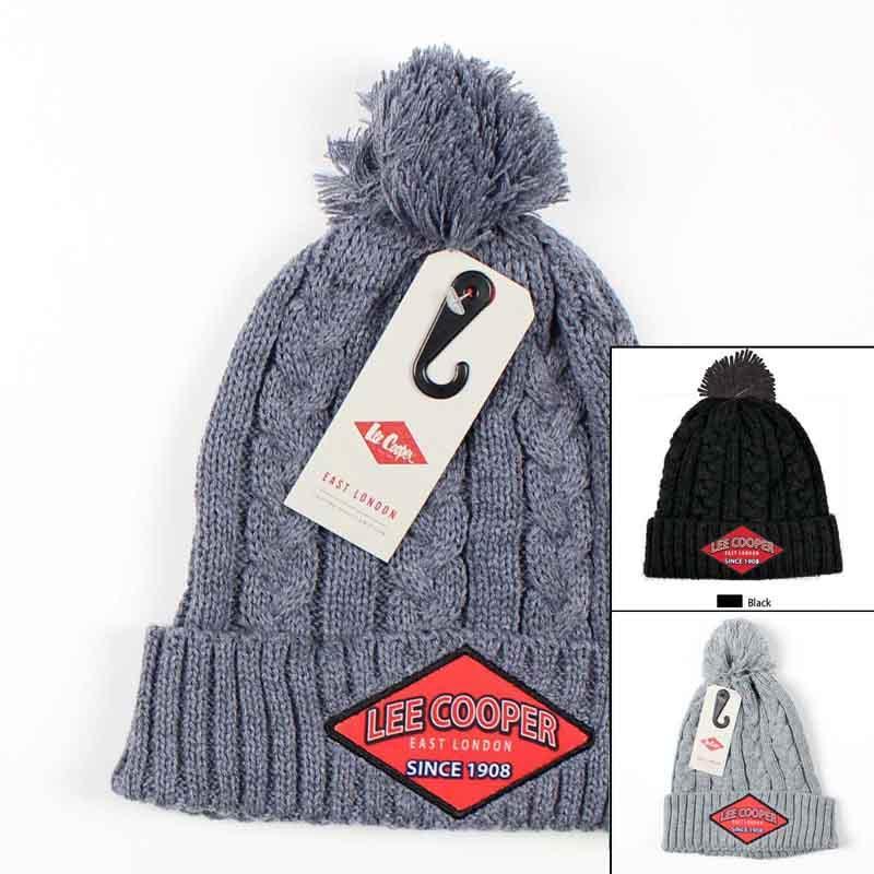 Manufacturer kids cap licenced Lee Cooper - Cap Gloves Scarf