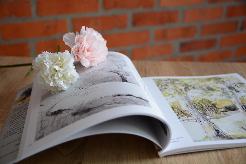 Softcover Artbook - Softcover book