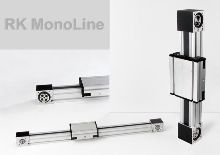 RK MonoLine – Dişli kayış tahrikli doğrusal birim/doğrusal a -