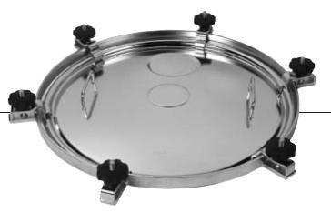 Retention-free interior lid - Series 35