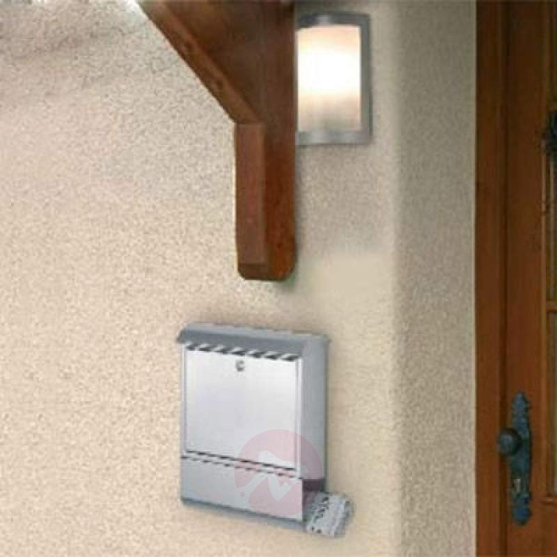 Wall lamp stainless steel - stainless-steel-outdoor-wall-lights