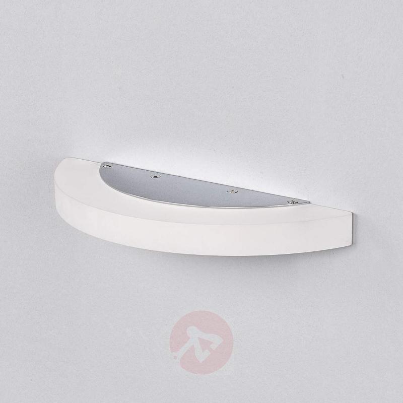Alicja - polished chrome LED wall light - Wall Lights