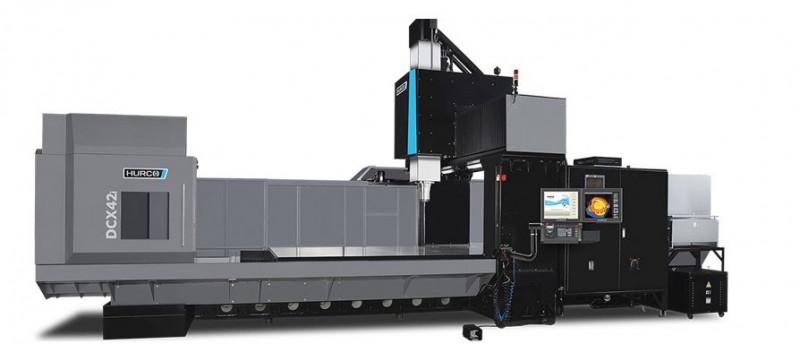 Double-Column-3-Axis-Machining-Center - DCX 42i - Premium components and expert design
