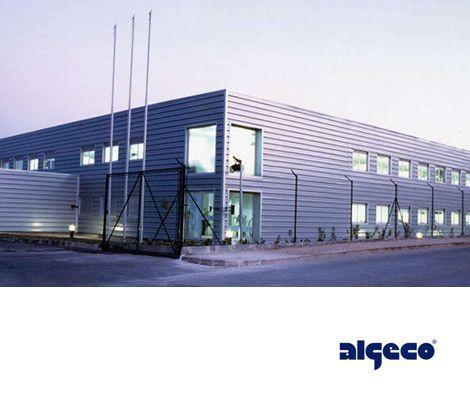 Construções modulares - Construção modular para escritórios e empresas do setor da indústria