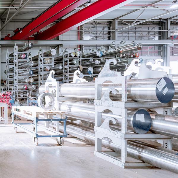 stockage des aciers et métaux - optimisation de vos stocks et disponibilité permanente de produits selon vos sp