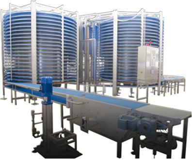 refroidisseurs / surgélateurs -