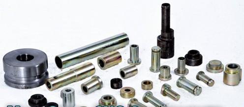 Mild steel CNC Components
