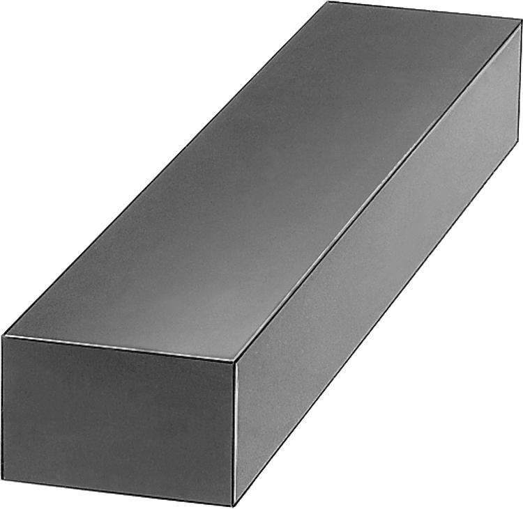 Bloc rectangulaire Fonte grise et aluminium - Eléments de base