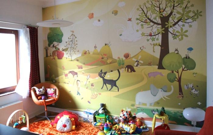 Décoration murale - decoration murale sticker autocollant