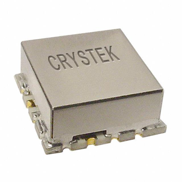 "OSC CRO 2400-2400 MHZ SMD .5X.5"" - Crystek Corporation CVCO55CCQ-2400-2400"